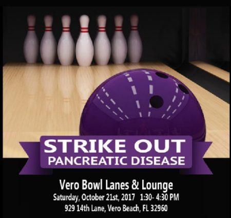 Strike Out Pancreatic Disease - FL @ Vero Bowl Lanes & Lounge | Vero Beach | Florida | United States