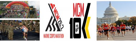 Marine Corps Marathon and 10K - Washington, DC