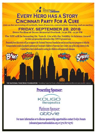 Party for a Cure - Cincinnati @ Drees Pavilion at Devou Memorial Overlook | Covington | Kentucky | United States