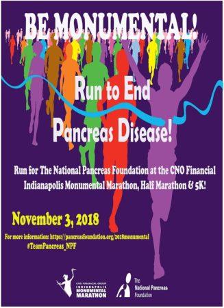 2018 Indianapolis Monumental Marathon
