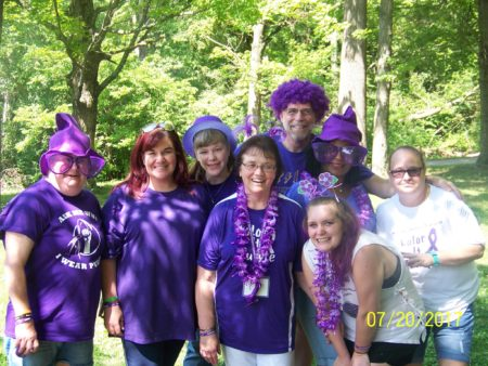 2nd Annual Color It Purple Picnic - Indiana Chapter @ Eagle Creek Park 7840 W 56th St, Indianapolis, IN 46254