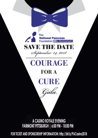 Courage for a Cure Gala @ Fairmont Pittsburgh | Pittsburgh | Pennsylvania | United States