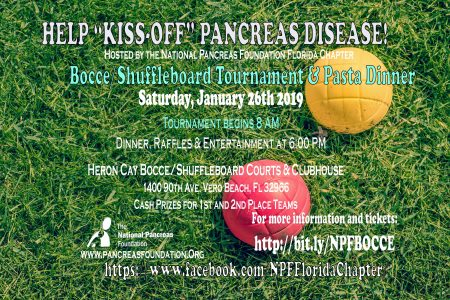 Kiss - Off Pancreatic Disease! @ Heron Cay Bocce/Shuffleboard Courts and Clubhouse | Vero Beach | Florida | United States