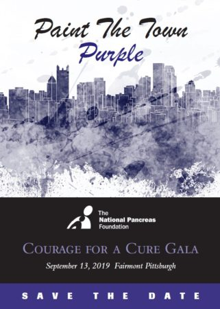 Save-the-Date, Courage for a Cure Gala - Pittsburgh @ Fairmont Pittsburgh