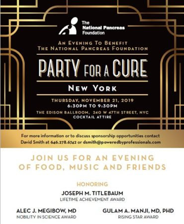 Party for a Cure - New York @ The Edison Ballroom