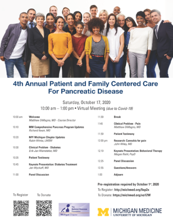 4th Annual Patient and Family Centered Care For Pancreatic Disease