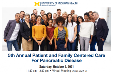 5th Annual Patient and Family Centered Care for Pancreatic Disease