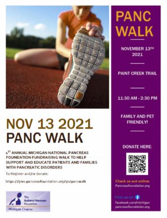 Panc Walk